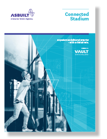 asBuilt Connected Stadium brochure